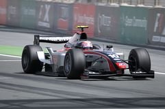 GP2 Asien 2008 runde 5 - Dubai Lizenzfreie Stockfotografie