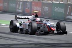 GP2 Azië 2008 ronde 5 - Doubai Royalty-vrije Stock Fotografie