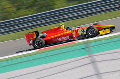 GP2 Racing Enginering Stock Photography