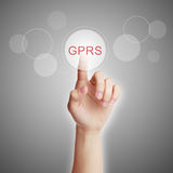 GPRS Concept Stock Photos