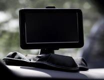 GPS定位 免版税库存图片