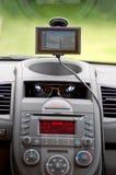 GPS Stockbild