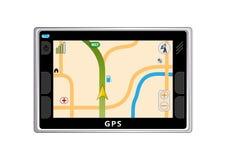 GPS Imagem de Stock Royalty Free