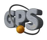 Gps Royalty Free Stock Photography