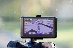 GPS arkivfoto