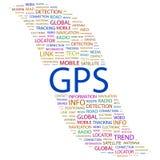 GPS. Lizenzfreie Stockfotografie