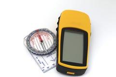 GPS Foto de archivo libre de regalías