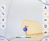 GPS Royalty-vrije Stock Foto's