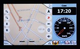 GPS Royalty-vrije Stock Afbeeldingen