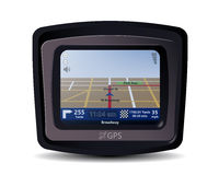 GPS 库存照片