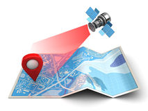 GPS Immagini Stock