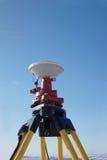 GPS antenne royalty-vrije stock afbeelding