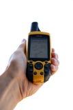 GPS Apparaat Stock Afbeelding