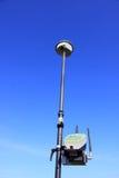 gps geodeta system Obraz Stock
