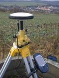 GPS geodetico Fotografia Stock