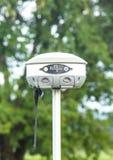 GPS-het onderzoeken stock afbeeldingen