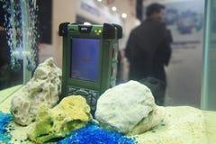 GPS imperméable à l'eau Image stock