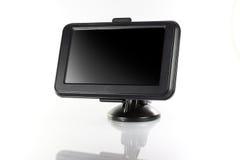 GPS navigatör Fotografering för Bildbyråer