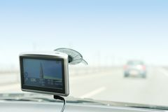 Gps Navigation Royalty Free Stock Images