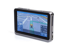 GPS navigation. Stock Photography