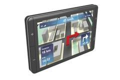 GPS navigator Royalty Free Stock Photography