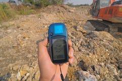 GPS navigator Royalty Free Stock Photos