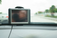 GPS navigator Stock Photography