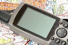 GPS Navigator portable stock photography