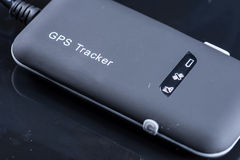 GPS przyrządu samochodowy tropi moduł Zdjęcia Stock