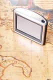 GPS technology Stock Images