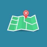 GPS technology Royalty Free Stock Photography