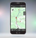 GPS Tracking Stock Photos