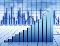 Gráfico Imagens de Stock
