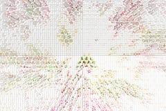 Gráfico abstracto Imagen de archivo