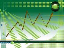 Gráfico abstrato Fotos de Stock Royalty Free