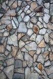 Gráfico da parede da rocha Imagens de Stock