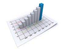 Gráfico de asunto Imágenes de archivo libres de regalías