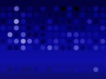 Gráfico de asunto azul ilustración del vector