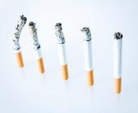 Gráfico de Cigarrettes Imagens de Stock Royalty Free