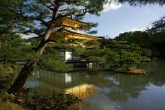 Gráfico de Kinkaku-ji Japón Foto de archivo libre de regalías