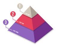Gráfico de la información de la presentación de la compañía libre illustration