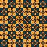 Gráfico inconsútil del azulejo Foto de archivo libre de regalías