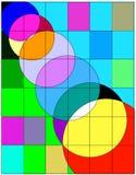 Gráfico simple design-2 Imágenes de archivo libres de regalías
