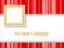 Gráfico vertical colorido Fotos de archivo