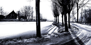 Gráfico Winterland de FV Imagen de archivo libre de regalías