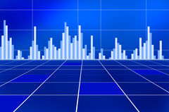 Gráficos Foto de Stock