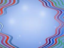 Gráficos abstractos del fondo Imágenes de archivo libres de regalías