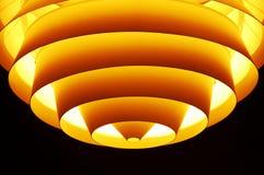 Gráficos da luz de teto Imagens de Stock