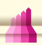 Gráficos 02 de la información Imagen de archivo libre de regalías