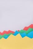 Gráficos de negócio Imagem de Stock